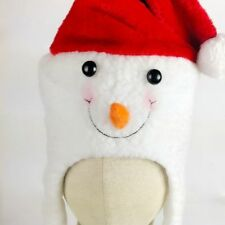 Christmas Night Xmas Santa Claus Snowman Fancy Dress Easter Party Hat Cap Adult