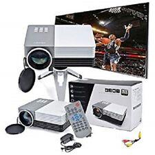 Bestcrew mini LED Projector 150 Lumens TFT LCD Multimedia Portable Cinema Movie
