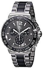 "TAG Heuer Men's CAU1115.BA0869 ""Formula 1"" Stainless Steel Watch"