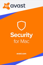 Avast Security Pro for Mac - 1 Device / 1-Year - Global - CD