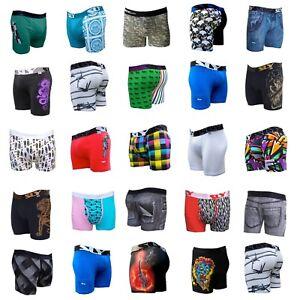 Mens Cotton Trunks Underwear 6 PACK