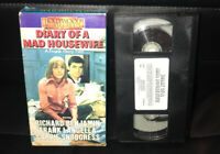 DIARY OF A MAD HOUSEWIFE VHS Carrie Snodgress RICHARD BENJAMIN 1987 Release RARE