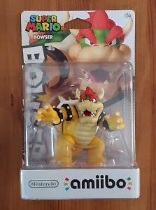 Nintendo Amiibo Figure Bowser NEW Super Mario Bros Series Brand New In Box