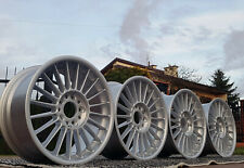 ⚠️ Alpina 17 inch silver B6 8Jx17 4x100 5x120 bbs rs e30 e36 e46 e34 e28 e32