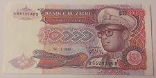 10000 Zaïre 1989 Mobutu Congo  SUP - FDC