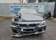 BMW 3 SERIES 320D F30 SPORT N47D20C ENGINE GS6-45DZ GEARBOX B39 GREY- BREAKING