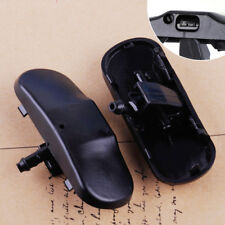 2pcs Windscreen Washer Jet Wiper Nozzle Fit VW Jetta Golf Passat Tiguan Touareg