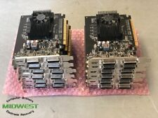 (Lot of 12) NVIDIA Geforce GT520 PCIe Graphics Cards - 01G-P3-1526-KR