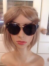 FRANCOSORDELLI TOUCH BROWN TORTOISESHELL LADIES PRESCRIPTION SUNGLASSES USED