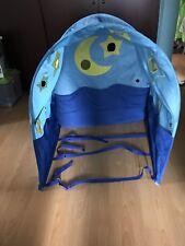 JAKO-O Betthimmel Kinder Ein Dach Zum Träumen Blau