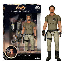Funko Firefly Legacy Collection Jayne Cobb Action Figure New Toys Collectible