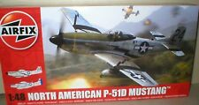 P-51D MUSTANG PILOT,TANKS & ROCKETS,356 FG USAAF Martlesham or 2AC India 1/48