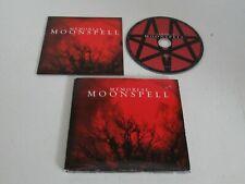 Moonspell–Memorial/Scarecrow Records – Sc 06254 CD Album Digipak