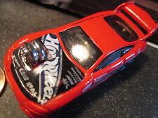 HOT WHEELS MITSUBISHI ECLIPSE Red Car 1/64 SCALE - LOOSE! NO BOX!