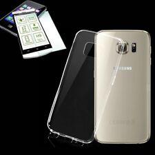 Silikoncase trasparente + 0,3 h9 vetro carri armati per Samsung Galaxy s7 g930 g930f NUOVO