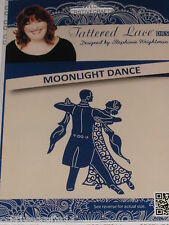"TATTERED LACE DIES ""MOONLIGHT DANCE"" TTLD983  FOR CARDS & SCRAPBOOKING"