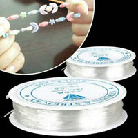 Strong Elastic Stretchy Beading Thread Cord Bracelet String For Jewelry Making*2