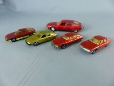 Lot 5 voitures CITROEN CX GS SM Maseratti , Majorette Solido Matchbox WT 8101