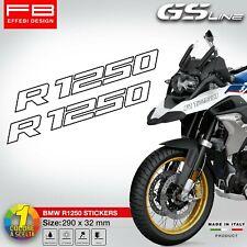 Adesivi Stickers Bmw R 1250 GS Motorrad Adventure Series R World Map Gs 1250 Hp