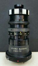 Storz 593-T2 Olympus OM Lens Microscope Endoscope Adaptor Vintage 593