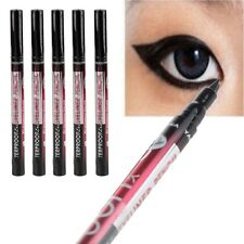 Waterproof Pro Beauty Makeup Cosmetic Eye Liner Pencil Black Liquid Eyeliner Pen