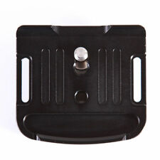 Quick Release Plate For Nikon D800E D800 Compatible Arca-Swiss RRS Markins Clamp