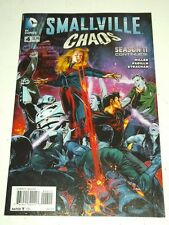 SMALLVILLE CHAOS #4 DC COMICS NM (9.4)