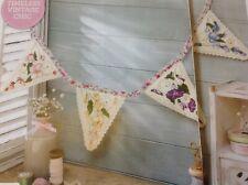 Summer Country Flower Garden Marble Arch Meadow Cross Stitch Chart E