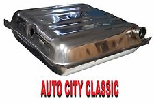 55 56 Chevy Stainless Steel Gas Fuel tank w/drain plug