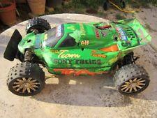 auto a scoppio buggy con motore automodello modello scala radiocomando miscela