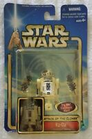 STAR WARS ATTACK OF THE CLONES R2-D2 CORUSCANT SENTRY WITH ELECTRONIC ALERT