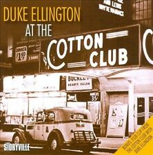 NEW At the Cotton Club (Audio CD)