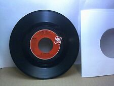 Old 45 RPM Record - A&M AM-2831 - 38 Special - Like No Other Night / Hearts On F