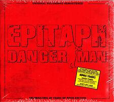 EPITAPH danger man (1982) + 2 bonus tracks CD NEU OVP/Sealed