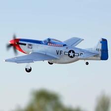Dynam 1200MM P51D Mustang RC Plane RTF Model W/ ESC Propeller Motor Battery