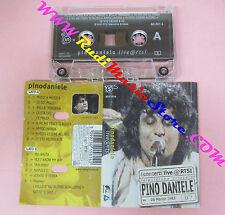 MC PINO DANIELE I concerti live @ rtsi 2001 holland 4S 5015814 no cd lp vhs dvd