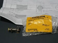TURCK EURO FAST WFS 4.5-PCB 5 POLE R ANGLE MALE CONT THREADED MATING CONN SOCKET