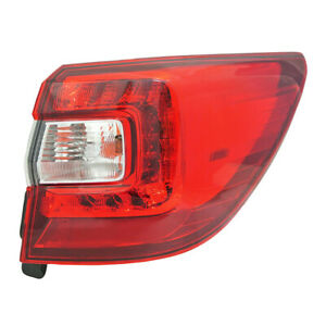 NEW RIGHT TAIL LIGHT FITS KIA SOUL BASE EX PLUS 2014-2018 92402-B2010 KI2801141