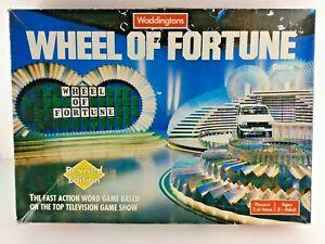 1990 Waddingtons Wheel of Fortune Board Game  Revised Edition    UK FREEPOST   7