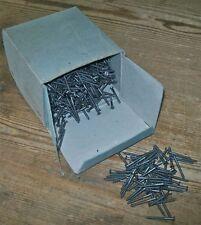 100 Stueck 3 x 20 Holzschrauben / Schlitzschrauben / Flachkopfschrauben