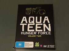 AQUA TEEN HUNGER FORCE VOLUME TWO DVD *BARGAIN PRICE*