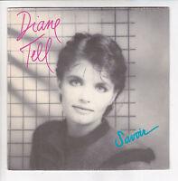 """TELL Diane Vinyle 45 tours SP 7"""" SAVOIR - OH! LA LA MARGOT - AZ 986 RARE"""