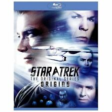 Star Trek: The Original Series - Origins (Blu-ray Disc, 2013)