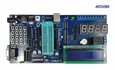 Aptinex Advanced Development Board Microchip PIC 16F & 18F 40P Microcontrollers