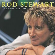 The Story So Far: The Very Best of Rod Stewart by Rod Stewart (CD, Nov-2001, War