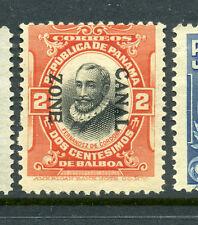 Canal Zone Scott #53a Overprint Reading Down Error Mint Stamp (Stock #CZ53-15)