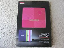 "GENUINE Toshiba Back Cover for Toshiba's Thrive 10"" Tablet – Raspberry Fusion"