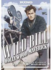 Wild Bill: Hollywood Maverick - The Life a (2013, DVD NEUF) Narr BY Alec Baldwin
