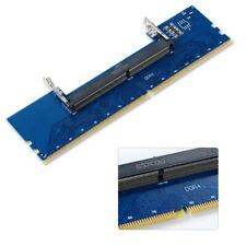 DDR4 Memory RAM Connector SO-DIMM To DIMM Laptop To Desktop Adapter Card AC2126