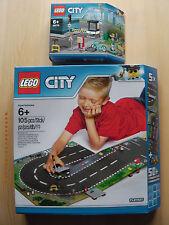 """LEGO® City 40170 Zubehörset """"Ich baue meine Stadt + 853656 City Spielmatte Neu"""